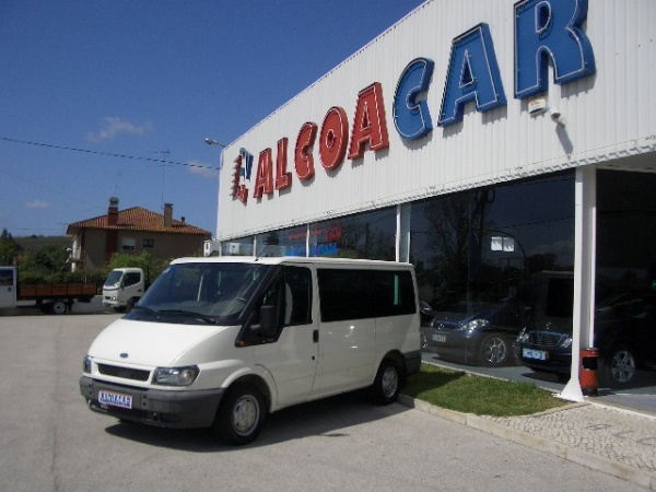 Ford Transit 300S (9LUGARES)