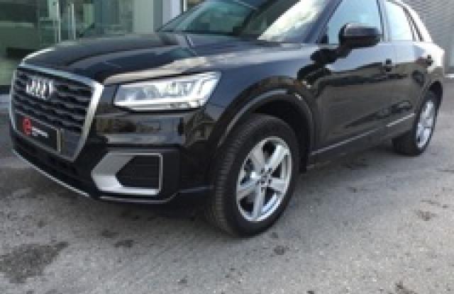 Audi Q2 SPORT