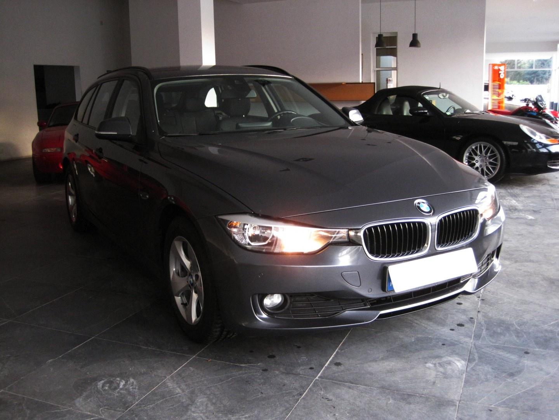 BMW Série 3 318d Touring / GPS Grande / GARANTIA TOTAL