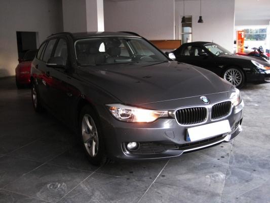 BMW Série 3, 2013