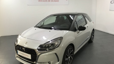 DS 3 1.6 BlueHDi 100 CVM BeChic
