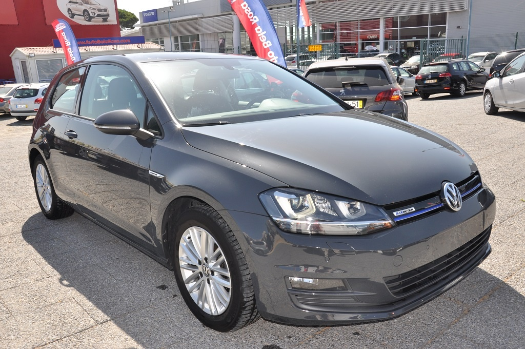 Vw Golf 1.6Tdi Confortline