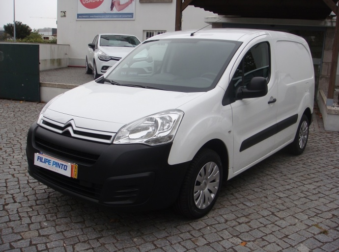 Citroën Berlingo 1.6 HDI 3 Lugares