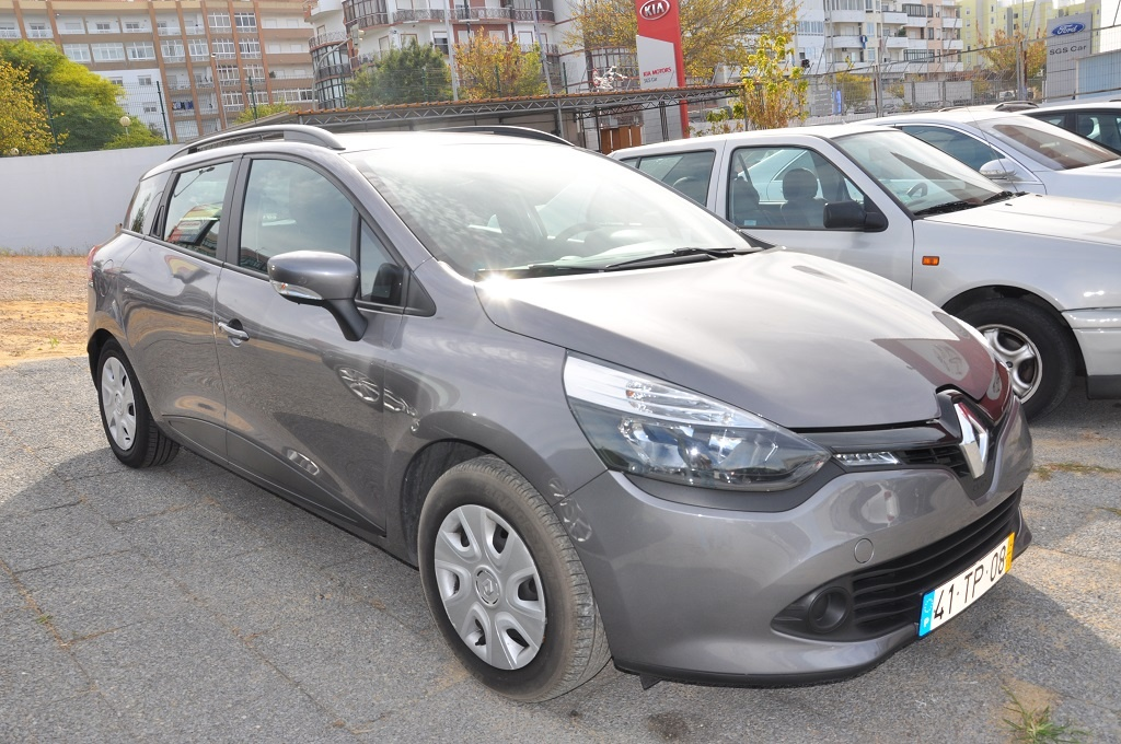 Renault Clio 1.5Dci Expression
