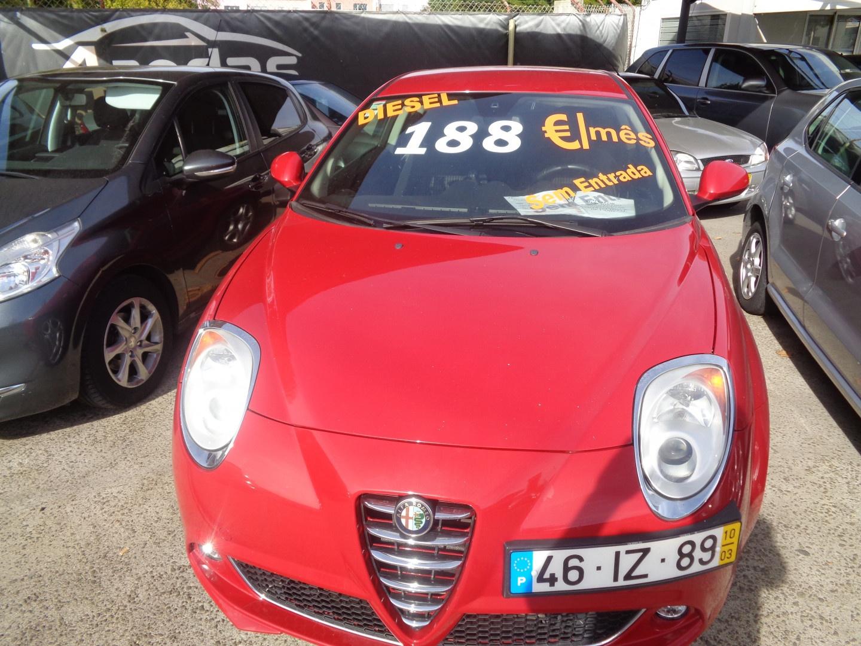 Alfa Romeo Mito Jtd Distinctive
