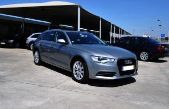 Audi A6 AVANT 2.0 TDI MULTITRONIC EXCLUSIVE(177cv)(NACIONAL)