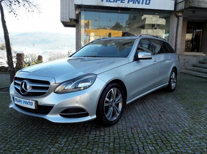 Mercedes-Benz E 350 BLUETEC CDi V6 AVANTGARDE