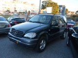Mercedes-benz Ml 230 Gasolina Pele T.a.