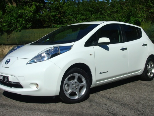 Nissan Leaf, 2016