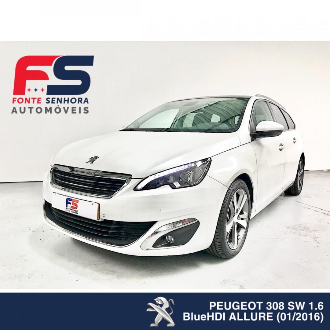 Peugeot 308 SW 1.6 BLUEHDI ALLURE EAT6