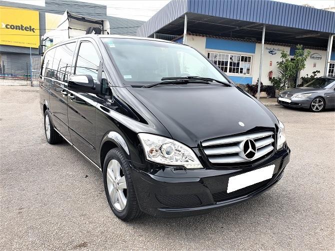 Mercedes-Benz Viano 2.2 CDI ( 8 lugares )