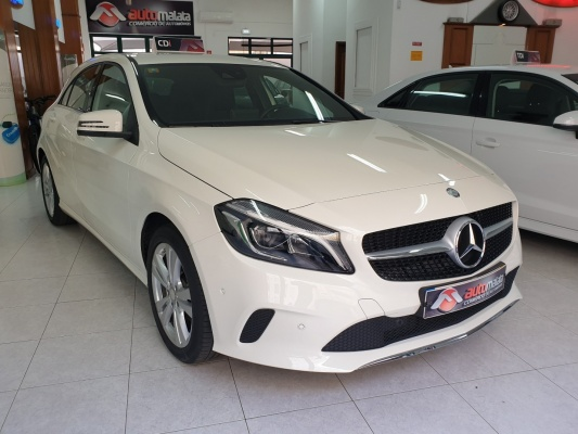Mercedes-Benz A 180, 2017