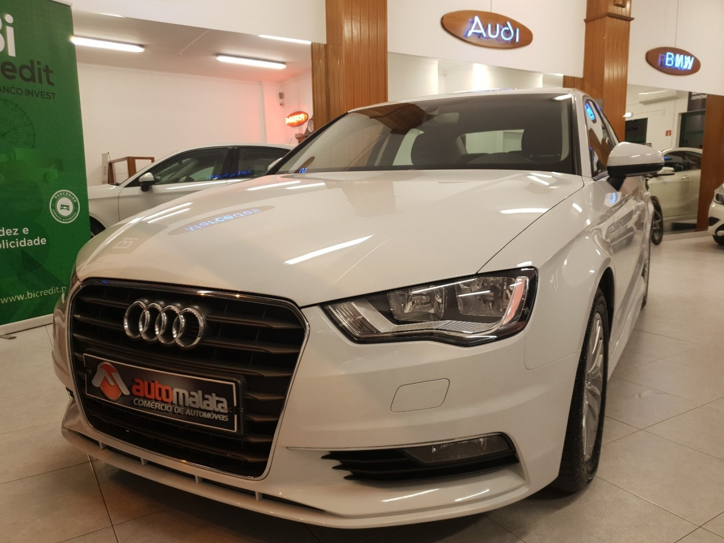 Audi A3 Limousine 1.6 TDi Attraction ULTRA 4P