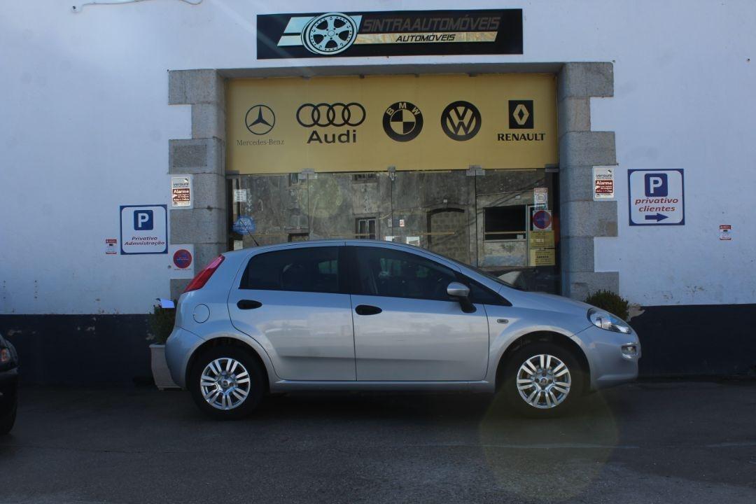 Fiat Punto 1.2 Easy Star & Amp,; Stop