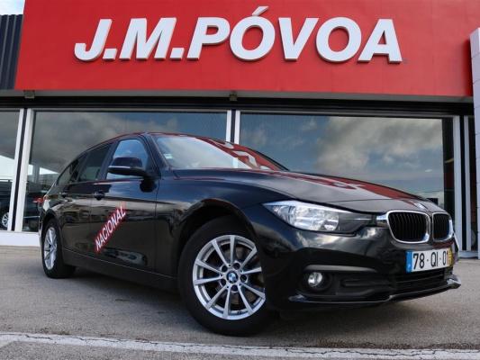 BMW Série 3, 2015