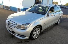 Mercedes-Benz C 200 CDI SW Blue Efficiency 136cv