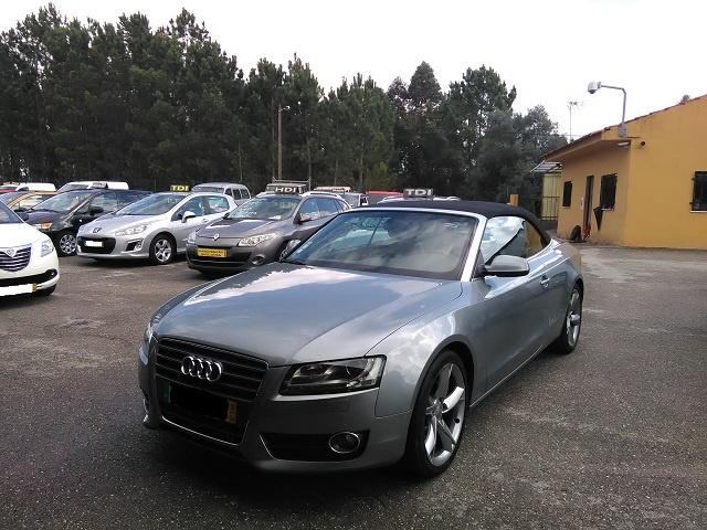 Audi A5  CABRIO 2.0 TDi 170CV