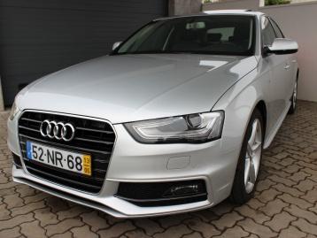 Audi A4 Avant 2.0 TDI SLINE MULTITRONIC