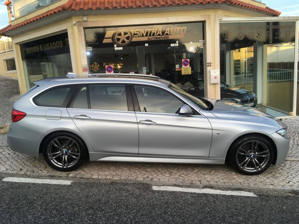 Bmw 320 d touring pack m auto