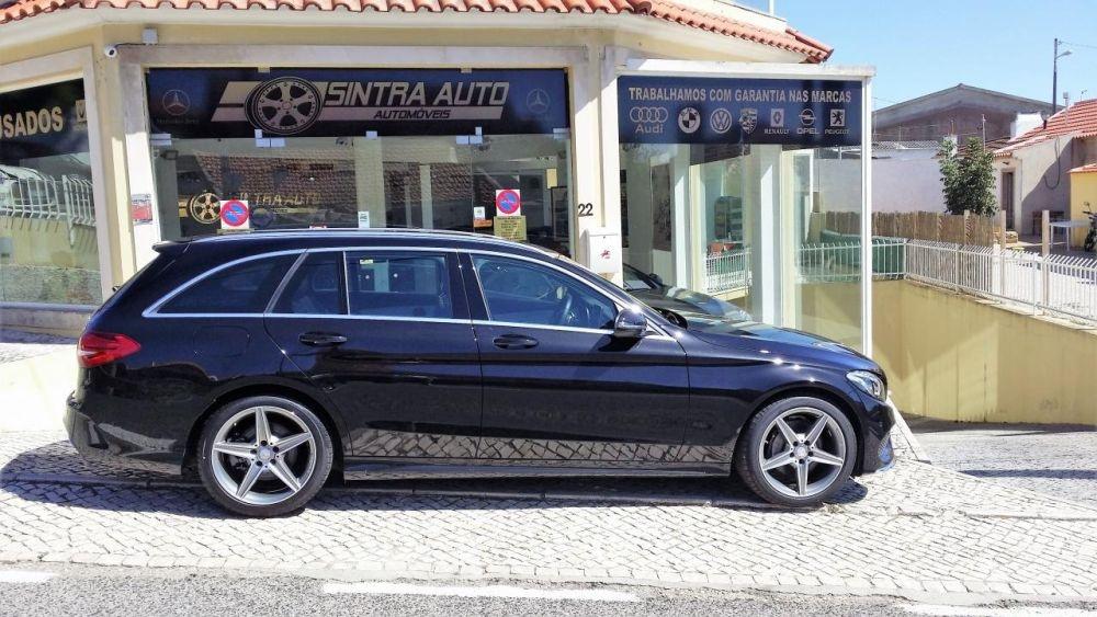 Mercedes-benz C 220 D Bluetec AMG Line Auto.(170 cv.5p)
