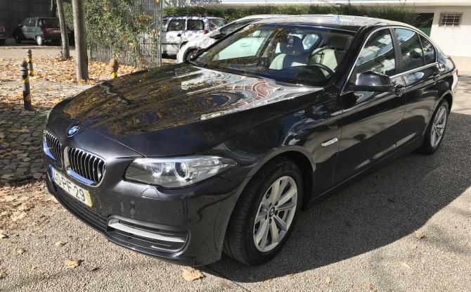 BMW 520 d 190cv Nacional