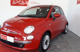 Fiat 500 0.9 T TWINAIR LOUNGE STOP & ST