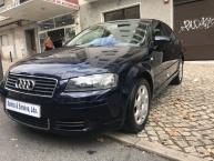 Audi A3 2.0 TDi - 100.000 Km - Nacional - Garantia - Financiamento