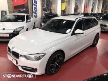 BMW 318 DA Touring Sport Line