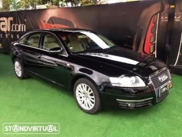 Audi A6 3.0 TDi V6 quattro Tip.