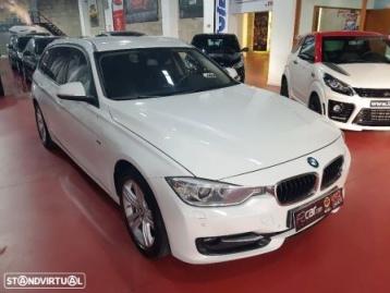 BMW 318 DA TOURING LINE SPORT GARANTIA ATÉ 5 ANOS