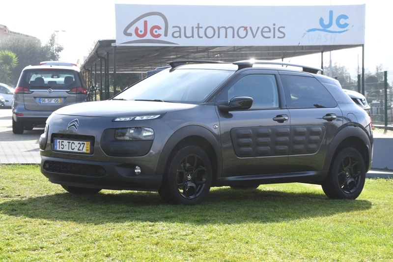 Citroën C4 Cactus 1.6 BlueHDI Feel