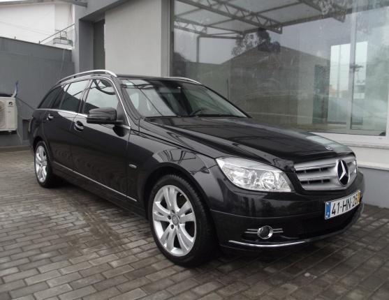 Mercedes-benz C 200, 2009