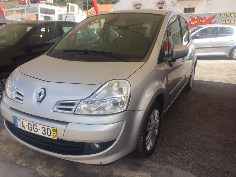 Renault Modus .