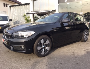 BMW 116 Efficient Dynamic Edition Business