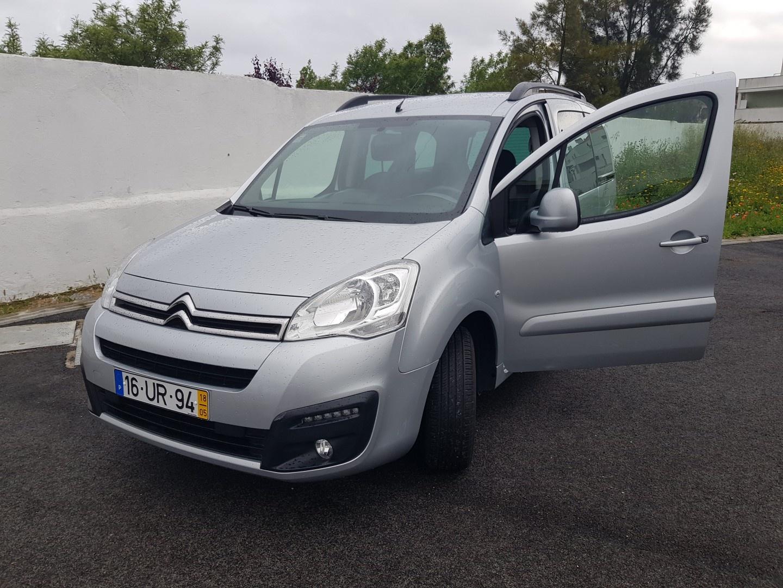 Citroën Berlingo 1.6hdi MULTISPACE 100cv