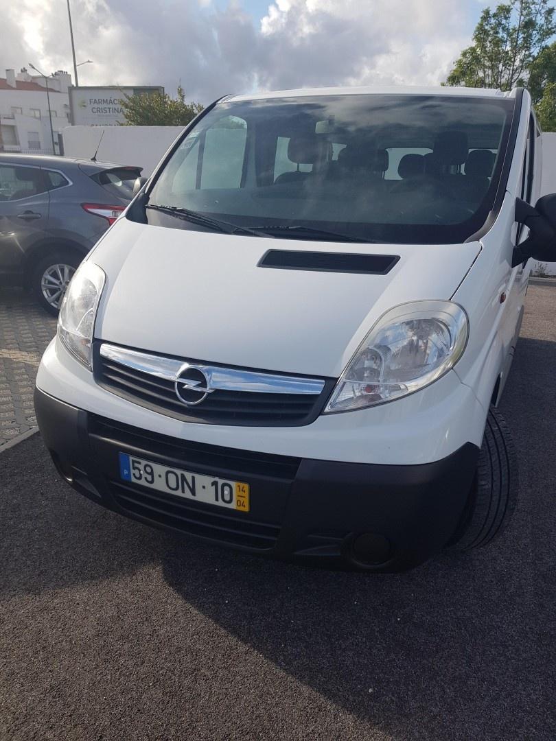 Opel Vivaro 2.0CDTI ECOFLEX 114CV