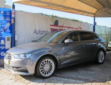 Audi A3 Sportback 1.6 TDi Sport S-Tronic
