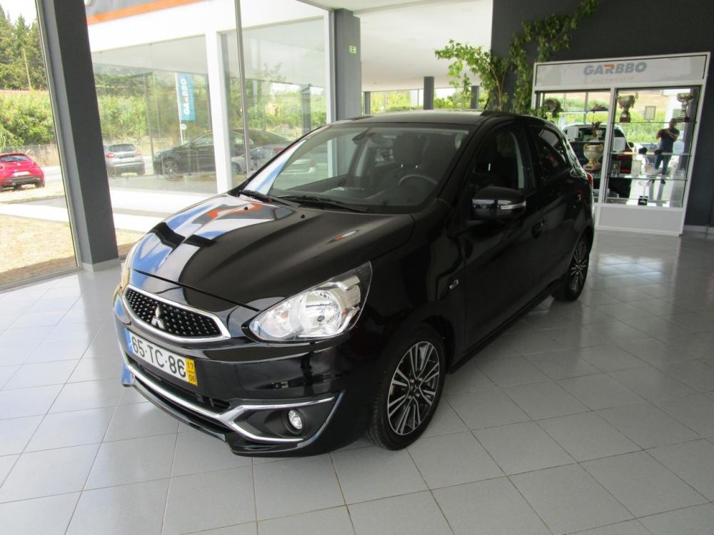 Mitsubishi Space star 1.2 Intense ClearTec