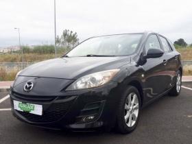 Mazda 3 MZR 1.6 exclusive