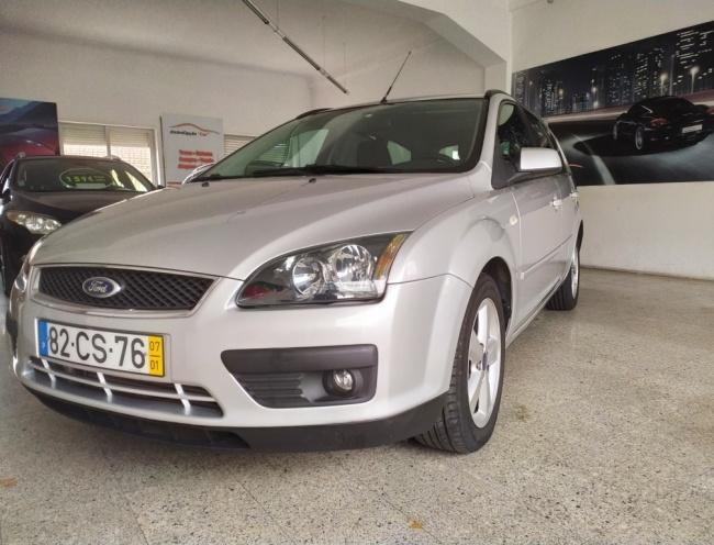 Ford Focus SW 1.6 TDCI TITANIUM (109cv)
