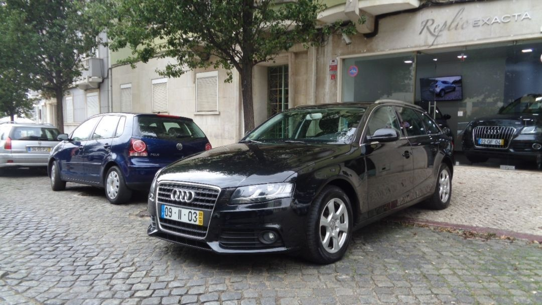 Audi A4 avant 2.0 TDi Advance Multitronic