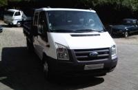Ford Transit T350 Cab.Dupla 7 Lug. 140cv