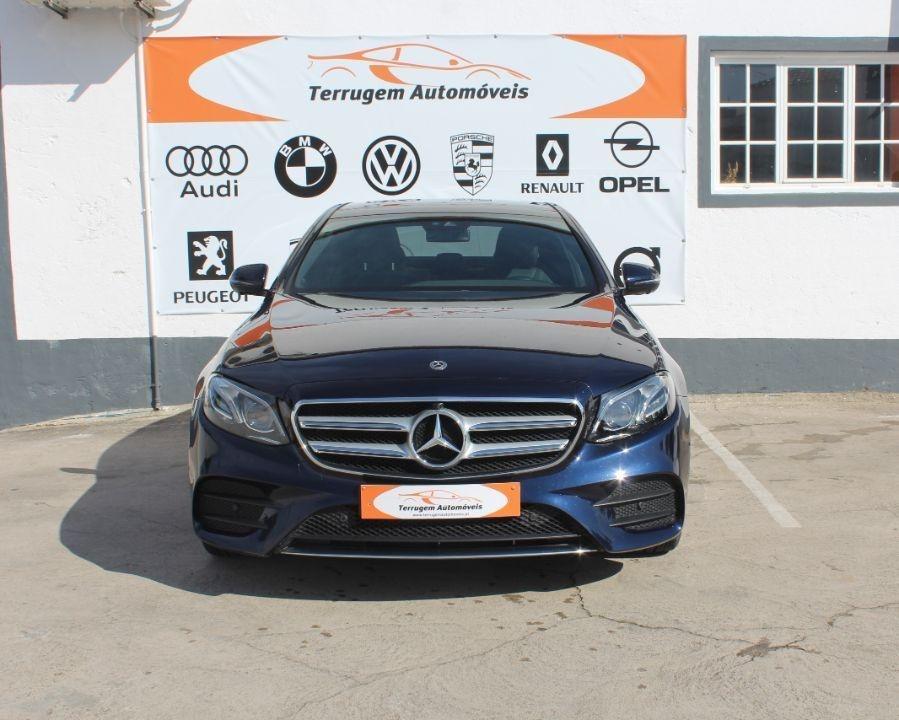Mercedes-benz E 220 d AMG Line