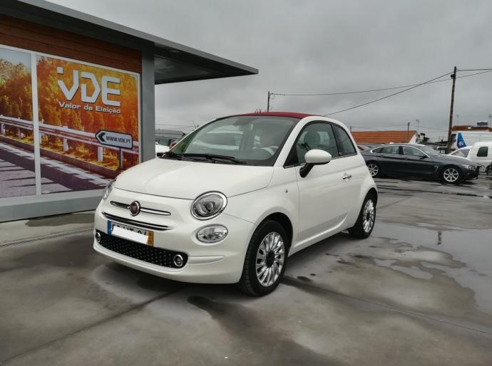 Fiat 500C CABRIO COMO NOVO