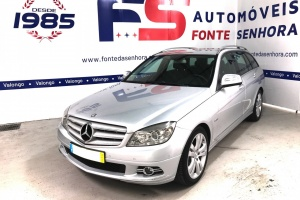 Mercedes-Benz C 220 CDi Station Avantgarde Aut.