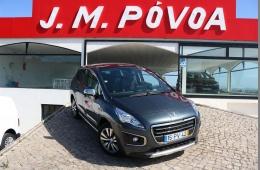 Peugeot 3008 1.6 BlueHDI Allure 120cv