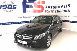 Mercedes-Benz C 250 CDI BlueTEC Avantgarde+ Aut.