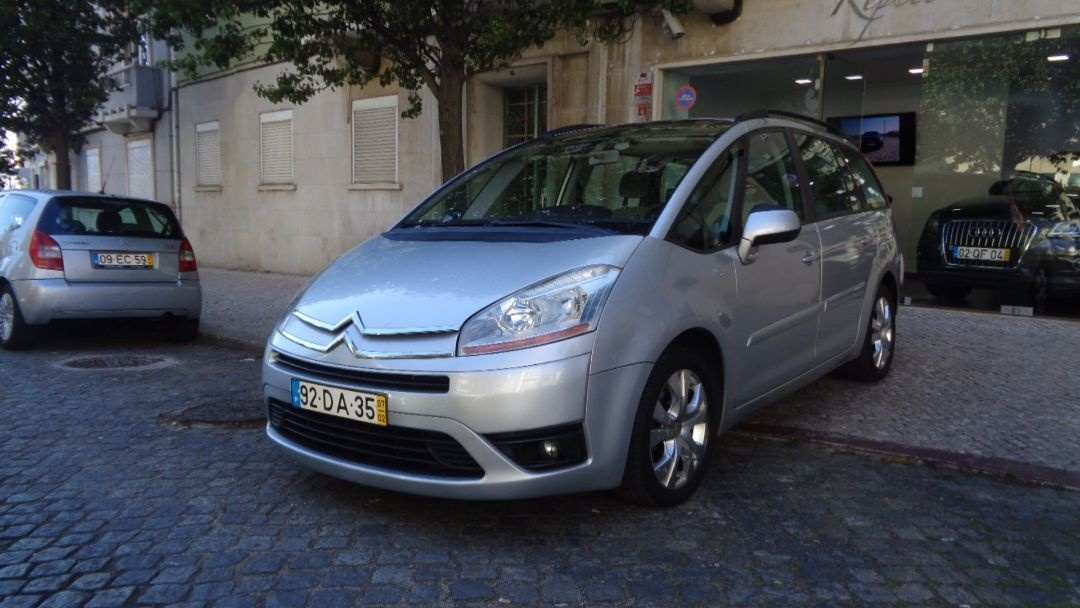Citroën C4 grand picasso 1.6 HDi Exclusive CMP6, 7 Lug