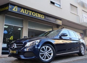 Mercedes-Benz C 200 AVANTGARDE 136CV