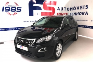 Peugeot 3008 1.5 BlueHDi Active